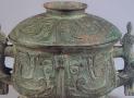 【故宫青铜狮子】故宫收藏的青铜器与铭文 青铜器图片欣赏