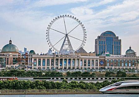 常州江南环球港门票 常州江南环球港营业时间
