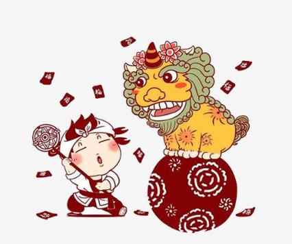 春节的来历50字