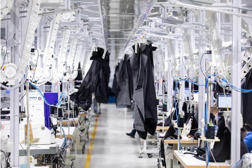 阿里进入服装制造业